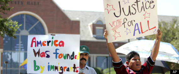 TEXAS IMMIGRATION HOUSING LAW