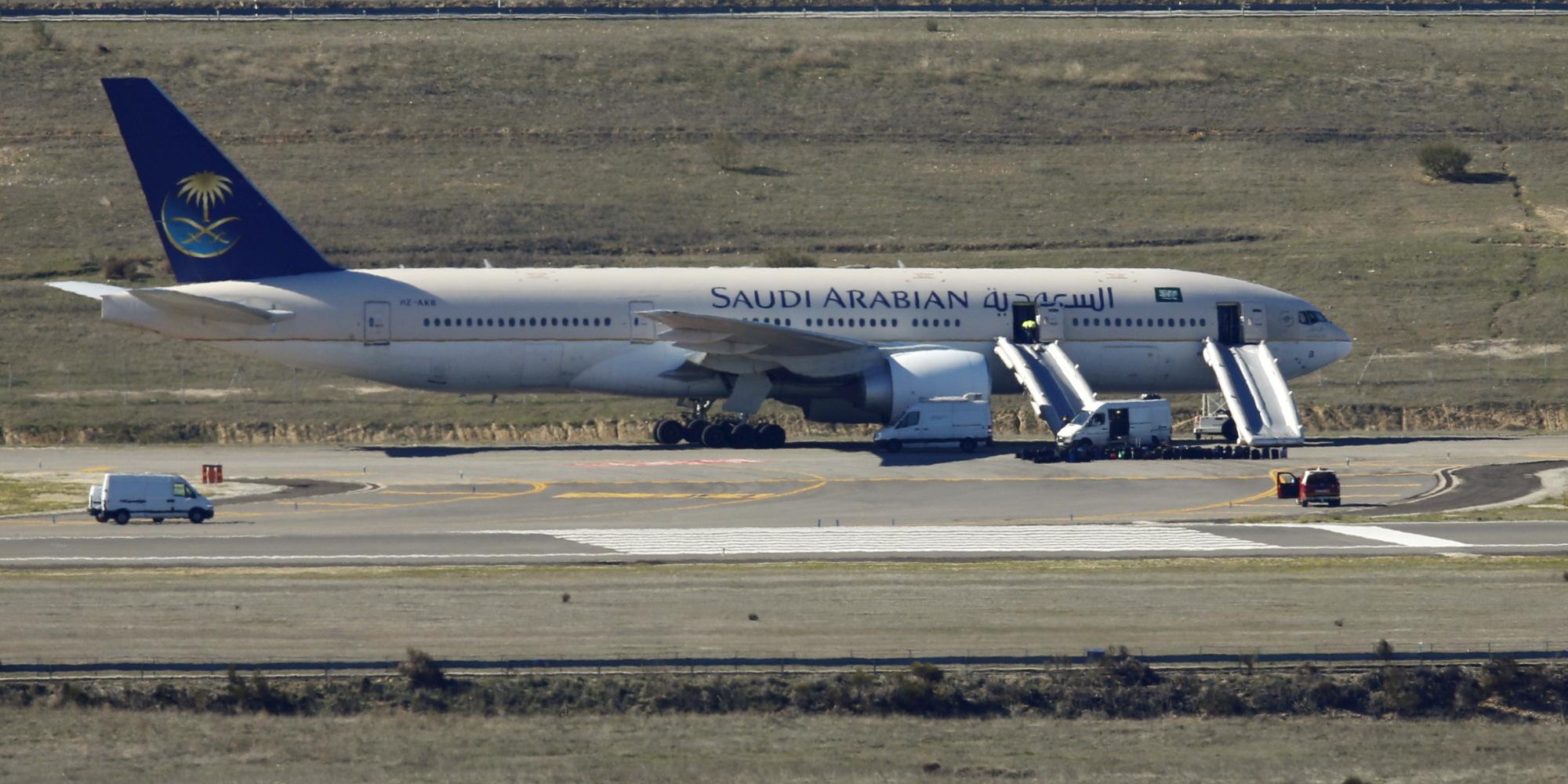 السعودية آخر المعفيين من الحظر الأميركي على حمل  اللاب توب  في الرحلات الجوية