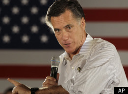 Mitt Romney Light Bulb