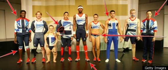 TEAM GB OUTFIT