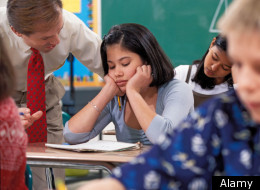 How To Deal With Teacher Trouble