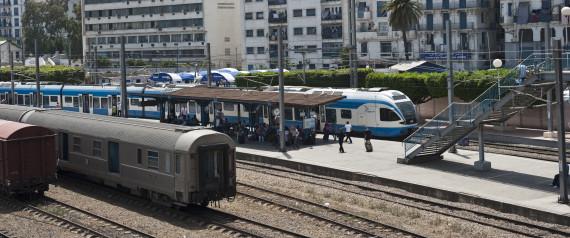 TRAINS ALGERIA