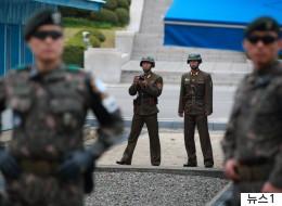 북한은 '군사회담' 제안에 아무런 반응을 보이지 않았다