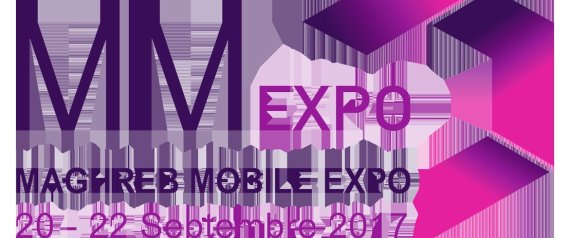 MAGHREB MOBILE EXPO LOGO