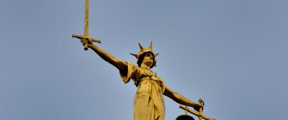 ENGLAND JUSTICE