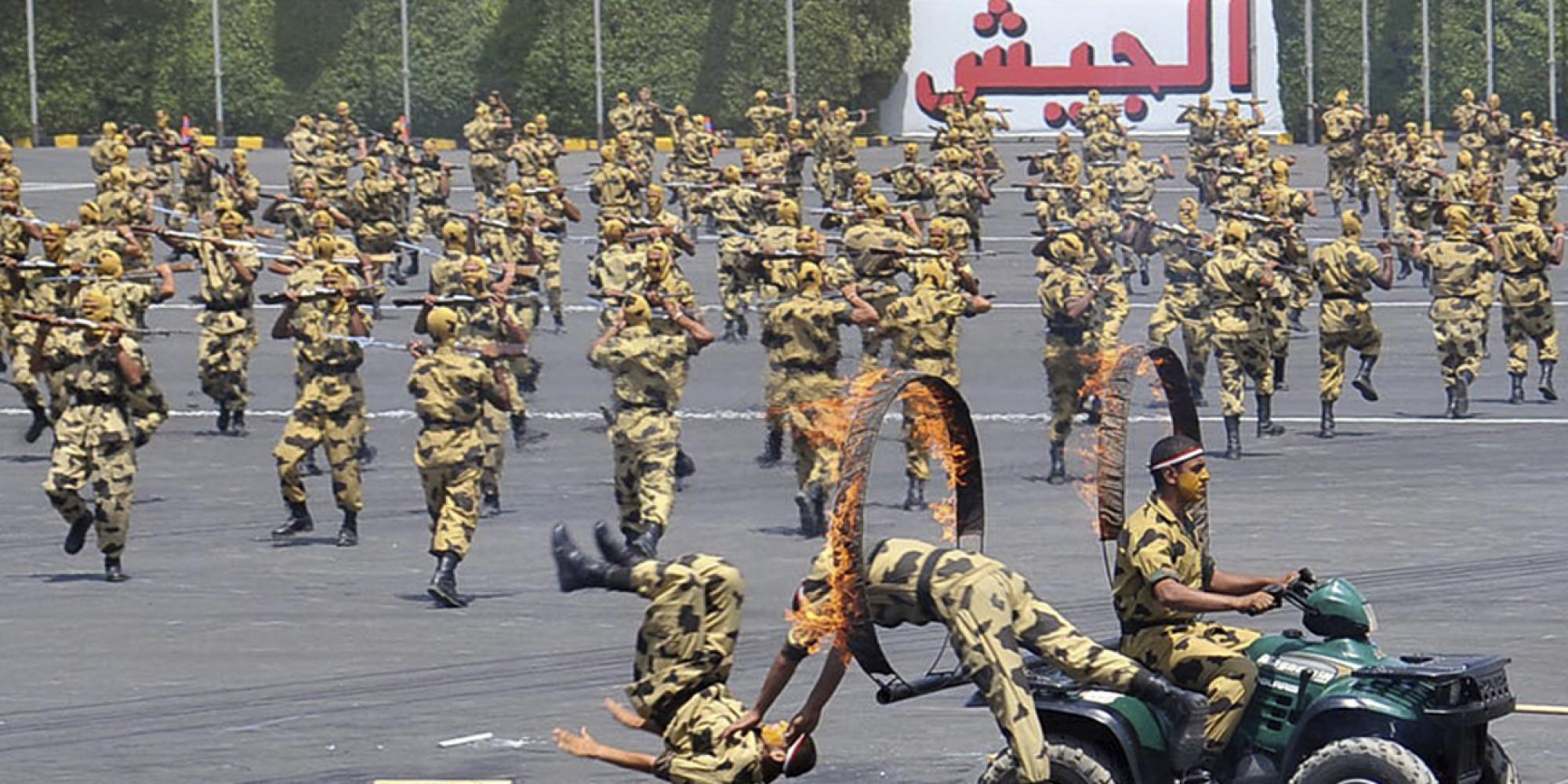 أكبر حفلِ تخرُّجٍ للكليات العسكرية في تاريخ مصر.. وهذه الأسلحة ستُعرض لأول مرة