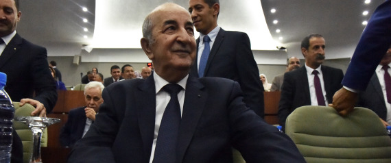 PRIME MINISTER OF ALGERIA