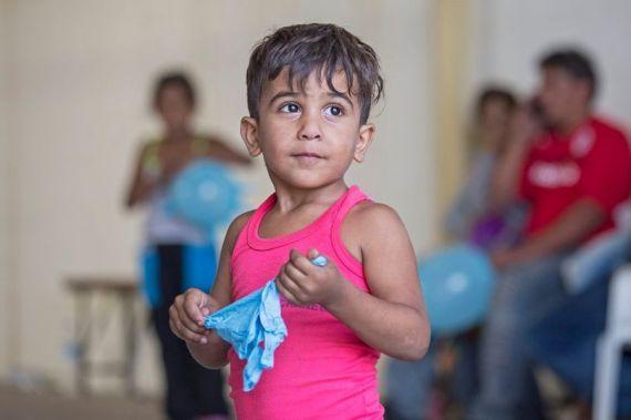 refugee children in kirklees
