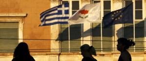 Economy Cyprus Greece