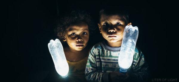 1,2 Milliarden Menschen haben keinen Zugang zu Strom - eine einfache Idee kann ihnen helfen