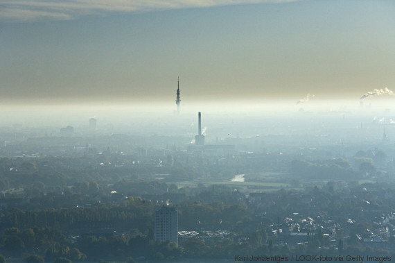 smog germany