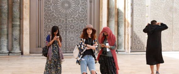 TOURISM MOROCCO CHINESE