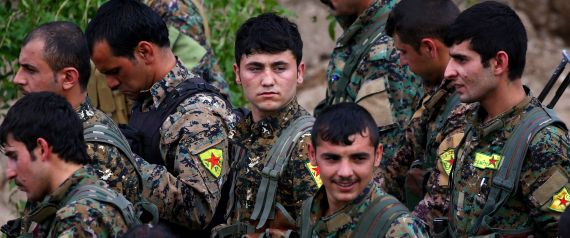 KURDISH PEOPLE PROTECTION UNITS