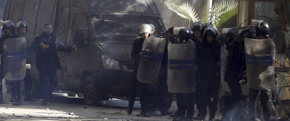 TORTURE IN EGYPT