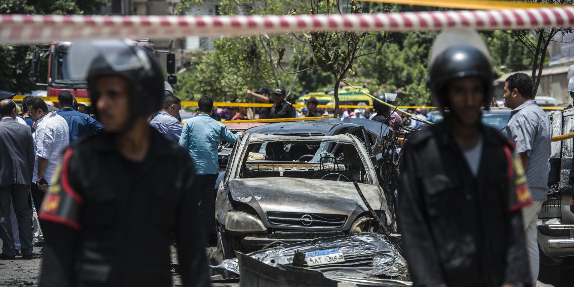حكم جديد في مصر بإعدام 28 من أنصار مرسي بينهم برلماني سابق وضابط بالمعاش