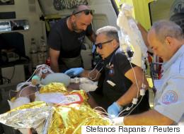 Σε κρίσιμη κατάσταση οι δύο από τους τραυματίες του σεισμού στην Κω