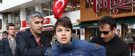 ARRESTS IN TURKEY