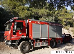 Πυρκαγιές στα Γιάννενα και στο Ηράκλειο