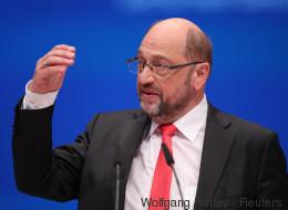 SPD-Kanzlerkandidat Schulz warnt vor neuer Flüchtlingskrise - und greift Kanzlerin Merkel an
