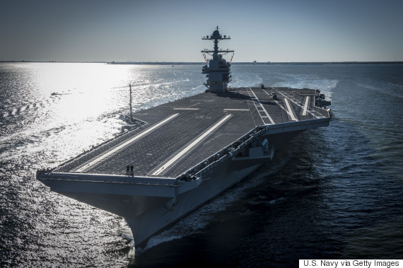 uss gerald r ford