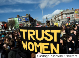 Two Brave Women Are At The Centre Of The Fight For Abortion Rights In Northern Ireland, And They Need Your Help