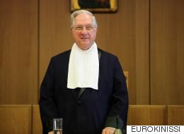 Σεβασμό του θεσμικού ρόλου της Δικαιοσύνης, ζήτησε σε τηλεοπτικό του μήνυμα ο πρόεδρος του ΣτΕ