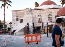 45 κτίρια κρίθηκαν μη κατοικήσιμα στην Κω
