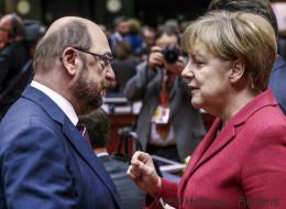 Eine Koalition der Tatenlosigkeit: Im Dieselskandal kuschen Merkel und Schulz vor der Wirtschaft