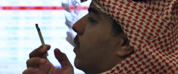 SMOKING SAUDI ARABIA