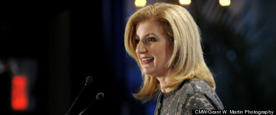 ARIANNA HUFFINGTON VIRALITY DIGITAL MEDIA SUMMIT