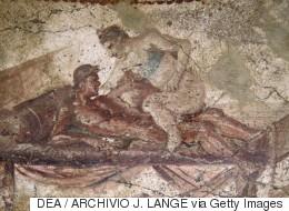 고대의 포르노가 기독교와 동성애에 대한 우리의 생각을 바꿀 수 있을까?