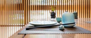 Chopsticks Spoon Table