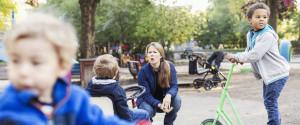 Kindergarden Teacher Annoyed