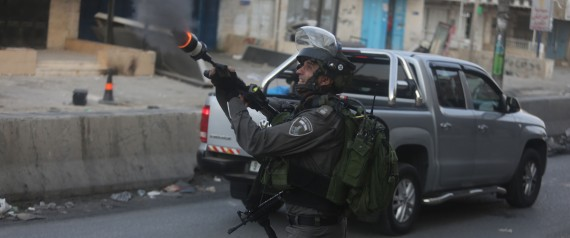 CLASHES ISRAEL
