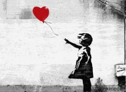 Ένα γκράφιτι του Banksy είναι το πιο αγαπημένο έργο των Βρετανών, αφήνοντας πίσω του ιστορικά έργα τέχνης