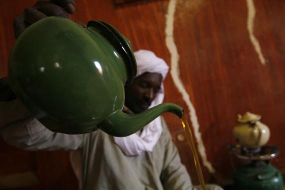 algerian tea