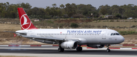 TURKISH AIRLINES AT ISTANBUL AIRPORT