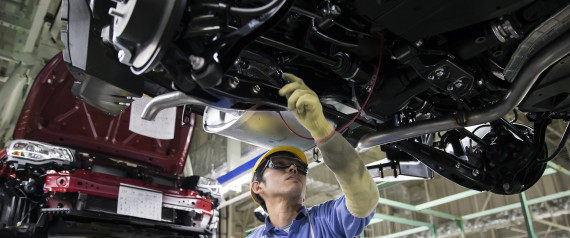 JAPAN CARS FACTORIES