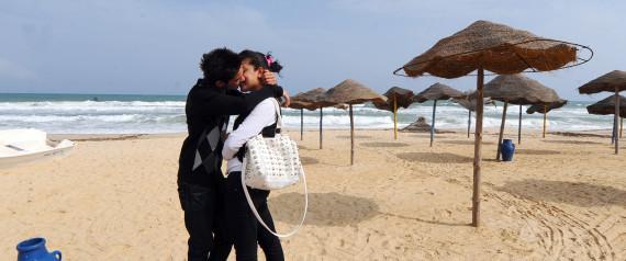 COUPLE TUNISIA
