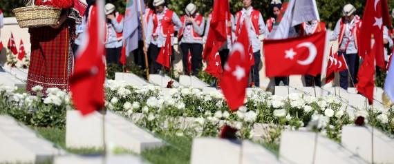 CEMETERIES IN TURKEY