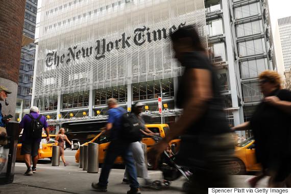 new york times digital