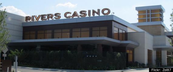 Rivers casino des plaines rush rewards