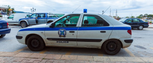 POLICE GREECE