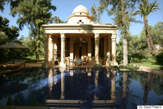 es saadi palace marrakech