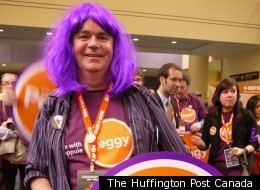 PHOTOS: The Best And Worst Flair At The NDP Convention