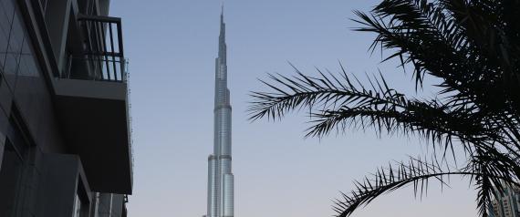 KHALIFA TOWER DUBAI