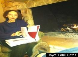 Joyce Carol Oates: Where I Like To Read