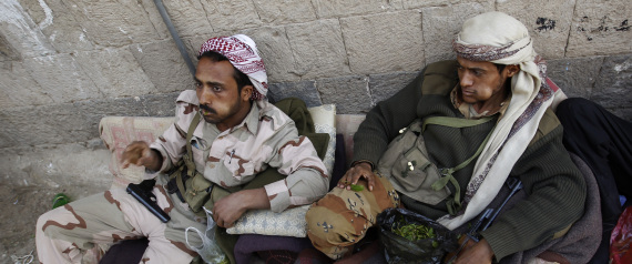 SECURITY FORCES IN YEMEN AND QAT