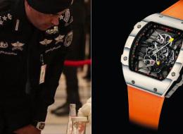 صنع منها 50 قطعة فقط.. تعرَّف على مواصفات ساعة الحارس الخاص للملك سلمان التي يتخطَّى ثمنها 3 ملايين ريال