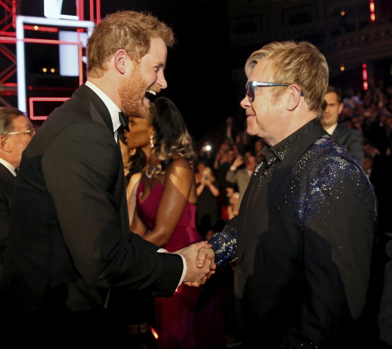 john elton and prince harry